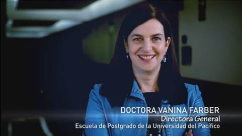 Video Institucional de la Universidad del Pacífico