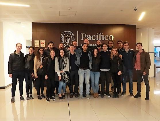Escuela de Postgrado de la Universidad del Pacífico