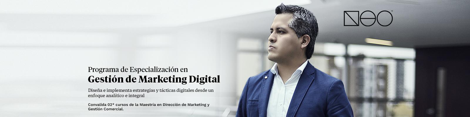 Universidad del Pacífico - Programa de Especialización en Estrategias de Marketing Digital