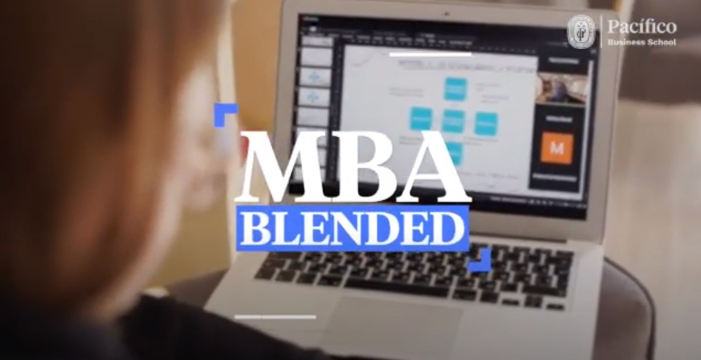 Video del MBA Blended de Pacífico Business School